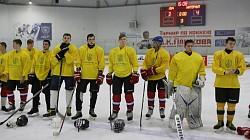 Команда школы-интерната имени Преподобного Сергия Радонежского стала победителем хоккейного турнира «Будущее зависит от тебя»