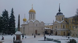 Драгоценная жемчужина русского Православия (из записок лаврского экскурсовода)