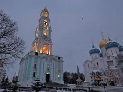 В Свято-Троицкой Сергиевой Лавре снимается просветительский фильм «Ступени»
