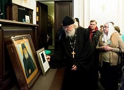 В Московской духовной академии и Троице-Сергиевой Лавре состоялось празднование 3-летия прославления прп. Паисия Святогорца в лике святых