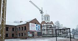 Преподаватель Иконописной школы МДА осуществит роспись строящегося храма при разрушенной школе № 1 г. Беслана