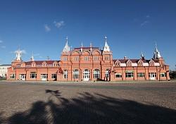 Паломнический центр Свято-Троицкой Сергиевой Лавры принимает участие в туристской выставке в Сербии
