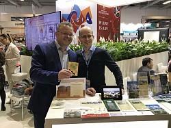 Паломнический центр СТСЛ принял участие в крупнейшей мировой турвыставке ITB Berlin – 2018