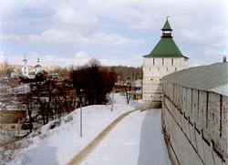 Звонковая башня (XVI – XVII вв.)