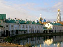 Старая Лаврская гостиница