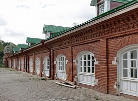 Нижние каменные ряды 1898 – 2011 гг.