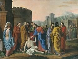 Неделя шестая по Пасхе, о слепом