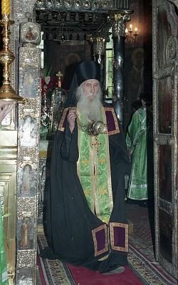 Проповедь архимандрита Кирилла (Павлова) в Неделю 1-ю по Пятидесятнице, Всех святых