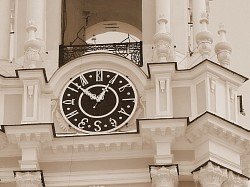 Как в древности измеряли время