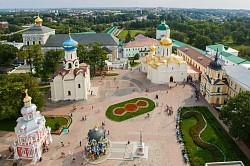 Главгосэкспертиза России рассмотрела проект реконструкции инфраструктурных объектов Троице-Сергиевой Лавры
