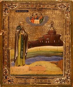 Память преподобного Варнавы Ветлужского