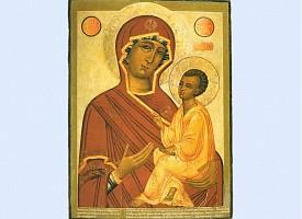 Празднование в честь Тихвинской иконы Божией Матери