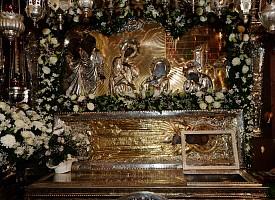 Святыни Троице-Сергиевой Лавры