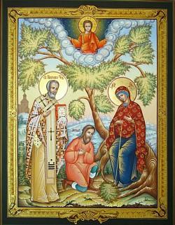 Икона Пресвятой Богородицы «Беседная»