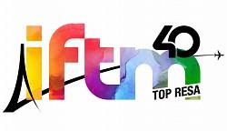 Делегация Паломнического центра Троице-Сергиевой Лавры принимает участие в международной турвыставке IFTM Top Resa 2018 в г. Париже