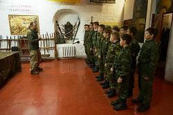 Курсанты Центра «Пересвет» готовились к турниру огневой подготовки памяти подполковника В.В. Рыбакова