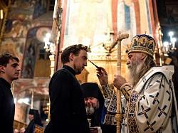 В день памяти иконы Богородицы «Всех скорбящих радосте» в Лавре прошли торжественные богослужения