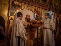 Участники кинофестиваля «Лучезарный ангел» молились на Литургии в Троице-Сергиевой лавре