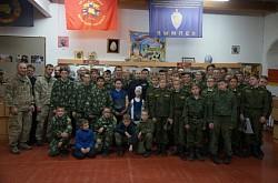 Курсанты Центра «Пересвет» приняли участие в Открытом турнире по огневой подготовке памяти подполковника В.В. Рыбакова