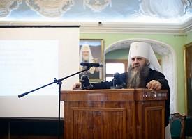 В МДА открылся международный симпозиум «Природные условия строительства и сохранения храмов Православной Руси»