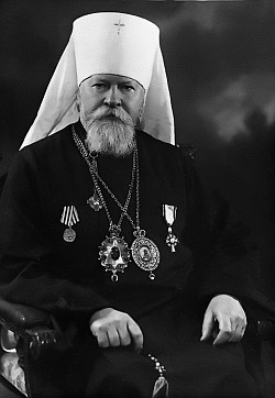 Митрополит Николай (Ярушевич). Ангелы