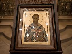 Свято-Троицкая Сергиева Лавра празднует память великого святителя и учителя Церкви