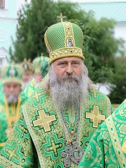 Святейший Патриарх Кирилл направил поздравление архиепископу Сергиево-Посадскому Феогносту с 30-летием исполнения послушания наместника Троице-Сергиевой лавры