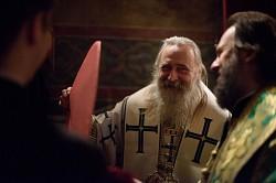 Ректор МДА поздравил архиепископа Сергиево-Посадского Феогноста с 30-летием несения послушания наместника Лавры