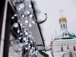 Духовно-просветительский центр Лавры презентовал натуральную косметику «Монастырская здравница»