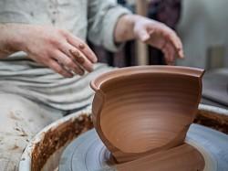 Гончары Лавры сохраняют традиции древнего ремесла