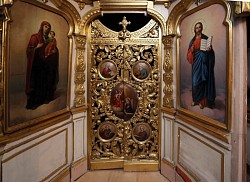 В Троице-Сергиевой Лавре состоялся престольный праздник в честь свт. Николая Чудотворца