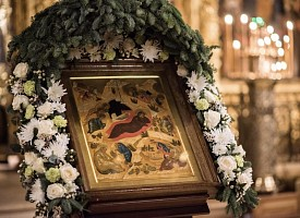 Посмотрите ролик о том, как Лавра готовилась к Рождеству Христову (ВИДЕО)