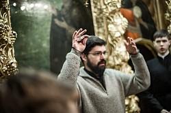 Лавра празднует Обрезание Господне и чтит память святителя Василия Великого