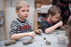 Русский дворец интересов провел очередной мастер-класс для детей