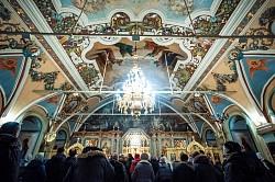 Наместник Свято-Троицкой Сергиевой лавры и ректор Московской духовной академии совершили Божественную литургию в день памяти преподобного Максима Грека