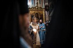 Лавра чествует память святителя Григория Богослова