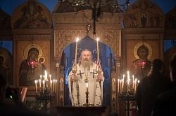 Архиепископ Феогност совершил Божественную литургию в Сергиево-Посадском СИЗО