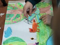 «Анимация - дело кропотливое!»: в Русском дворце интересов прошли занятия с детьми по мультипликации