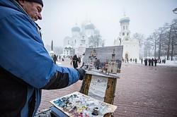 Художник А.С. Горбунов: «Архитектура, которой в мире не найдешь»