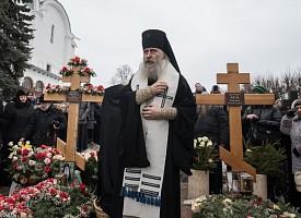 «Для всех был всем»: в Троице-Сергиевой лавре молитвенно почтили память архимандрита Кирилла (Павлова)