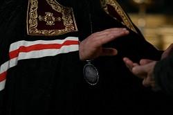 В Свято-Троицкой Сергиевой лавре прошел чин прощения