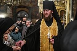 В Неделю Торжества Православия в Лавре прошли праздничные богослужения