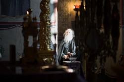 В Троице-Сергиевой лавре прошли заупокойные богослужения в родительскую субботу