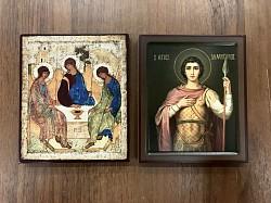 В Лавре стали создавать иконы по древней традиции