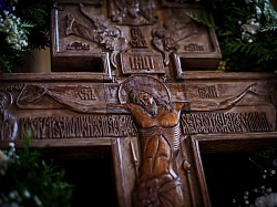 Пассия в Крестопоклонное воскресенье