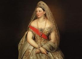 Визит великой княгини Александры Петровны Романовой