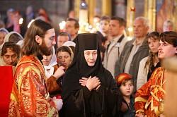 О причащении Святых Христовых Тайн в дни Светлой пасхальной седмицы