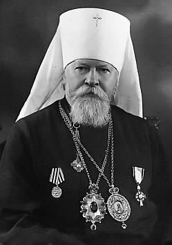 Митрополит Николай (Ярушевич). Сила Любви