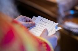 «Помяни, Господи, души усопших раб Твоих»: в Лавре прошли богослужения Радоницы