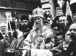 О пребывании в Троице-Сергиевой Лавре нареченного Патриарха Тихона